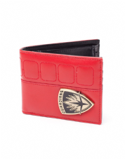 guardians of the galaxy Vol.2 bifold Wallet with shield